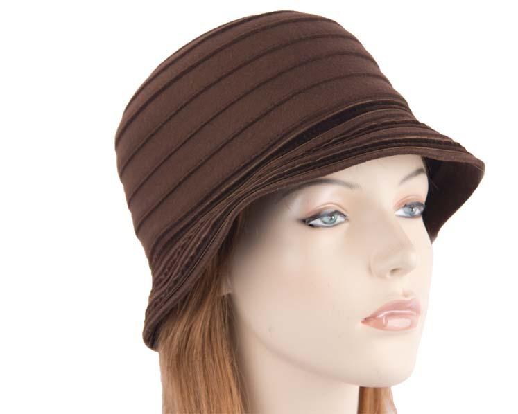 Bucket hats J127BR Fascinators.com.au