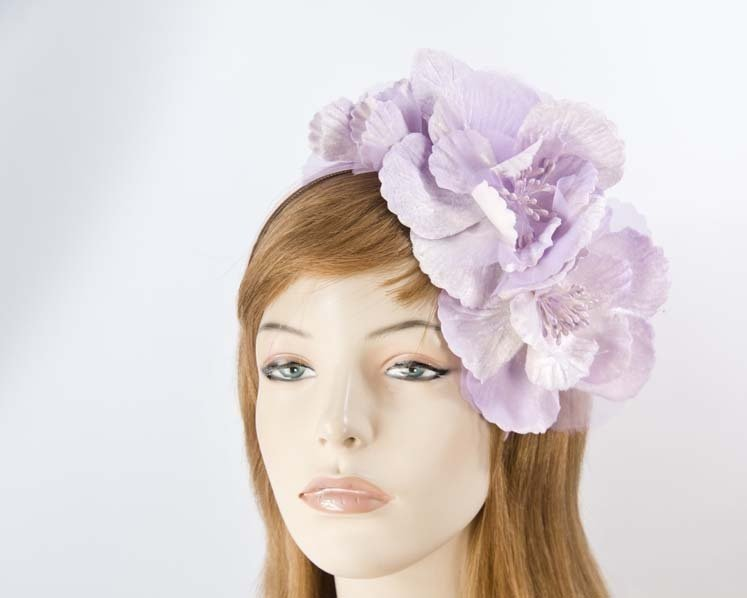 Lilac Headband Fascinator Fascinators.com.au