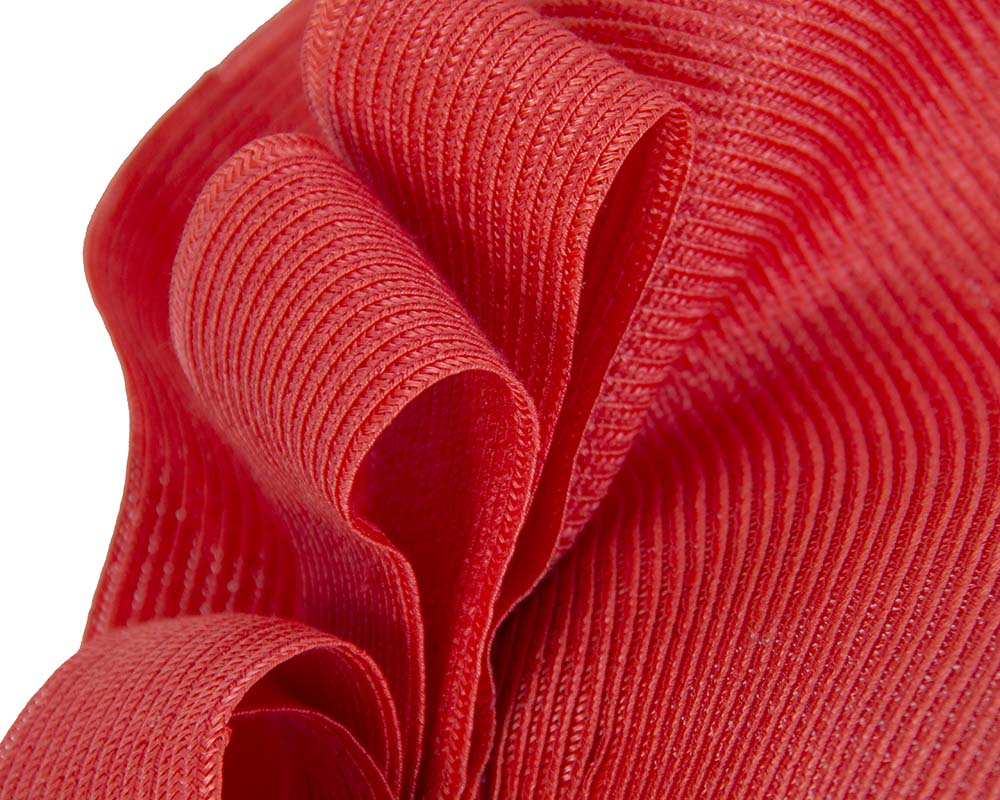 Large red plate by Max Alexander Fascinators.com.au