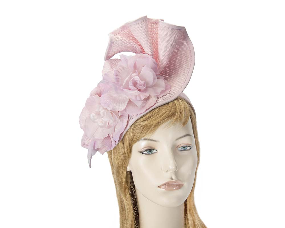 Pink Fillies Collection racing fascinator Fascinators.com.au S162 pink